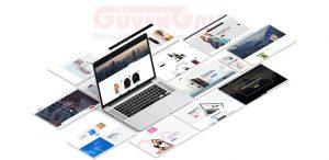 Blog Web Site Tasarımı